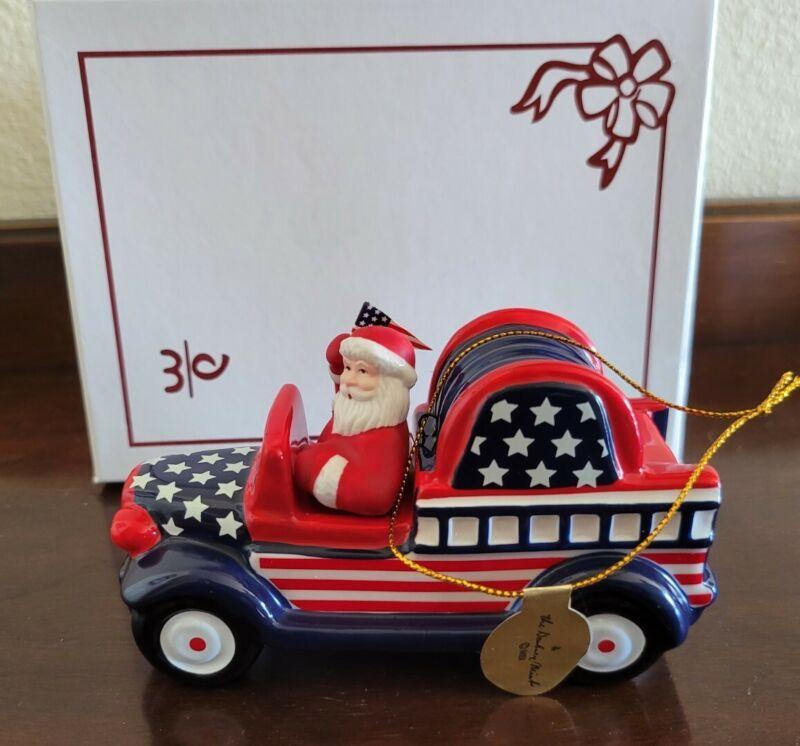 Danbury Mint 2019 Santa