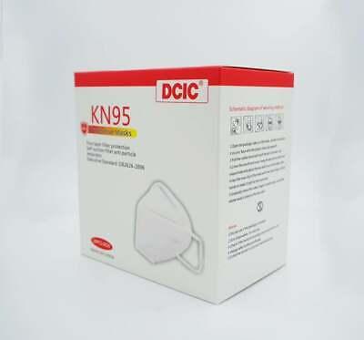 20 pcs KN95 Mask Face Mask Protective Respirator Disposable Masks