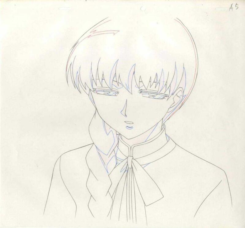 Anime Douga not Cel Fruits Basket  #67