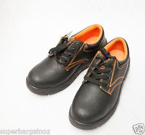 Unisex-Safety-Shoes-Toe-Cap-Heavy-Duty-Work-Boots-Lace-Up-Men-Women-Low-Sneakers