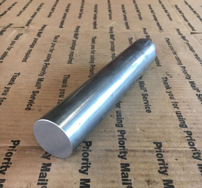 """1 1/2"""" Steel Round Shaft Blacksmithing Hardy Stock Lathe Machining 1045 8"""" L"""