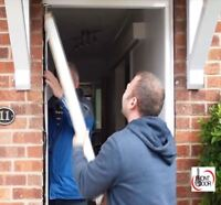 "ANY DOOR INSTALLATION - You Will See the ""HUGE PRICE"" Difference"