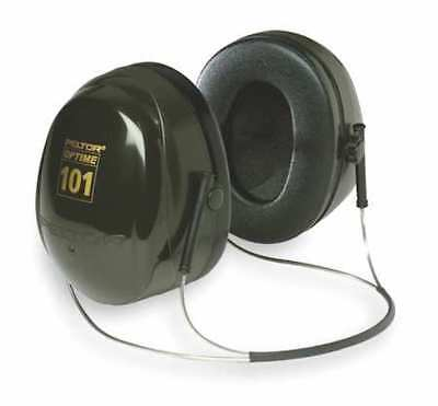 3m Peltor 26db Behind-the-neck Ear Muffs Blackgreen