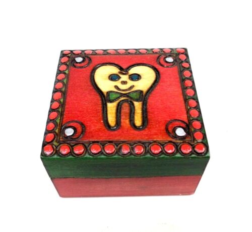 Tooth Box For Baby Teeth Tooth Fairy Boy