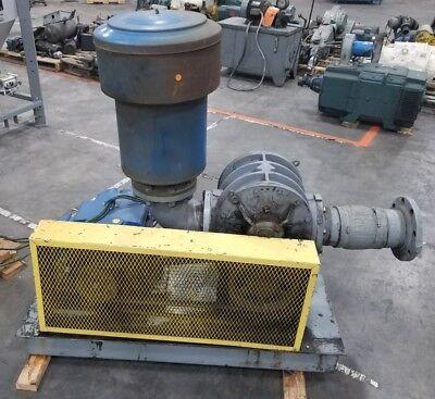 Sutorbilt Gagmdpa 7mp Sutorbilt Material Blower 25 Hp 3318sr