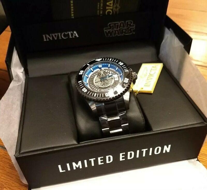 INVICTA Reserve Grand Diver STAR WARS MILLENNIUM FALCON Limited Automatic Watch