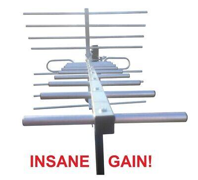 250 Mile Long Range Outdoor Indoor HD TV Antenna