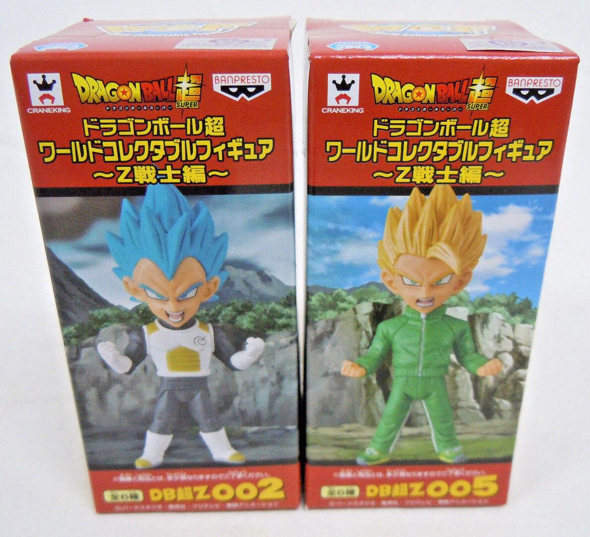 Banpresto Dragon Ball Z 2.8-Inch Super Saiyan God Super Saiy