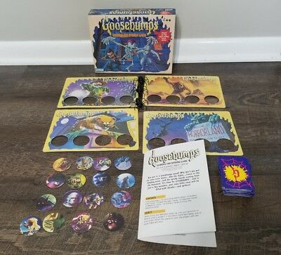 Goosebumps Shrieks And Spiders Board Game Halloween Party