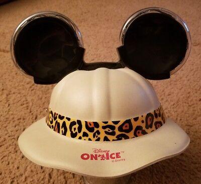 Disney On Ice Light Up Mickey Mouse Kids Hat