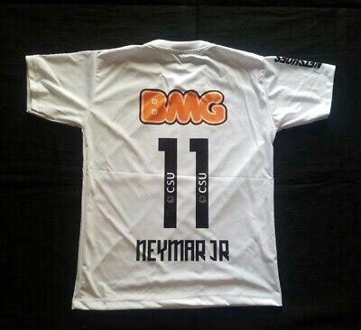 Niños Neymar Jr. Fan Camiseta FC Santos, Brasil, Gr.140