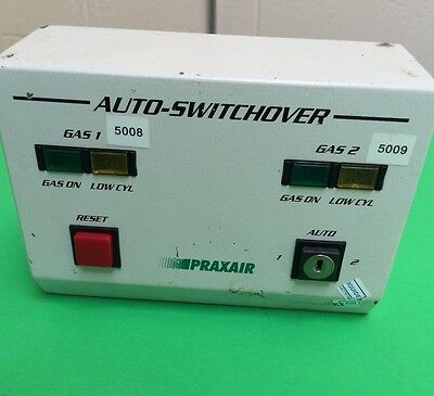 Praxair Auto-switchover High Purity Inert Switch Over Controller