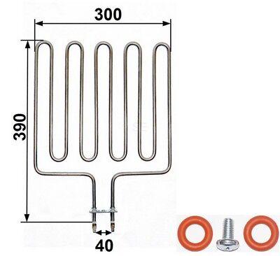 Heizstab passend für Zsk 710 Harvia Saunaofen mit 2 670 Watt Saunaheizstab