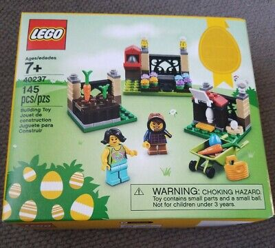 LEGO EASTER EGG HOLIDAY HUNT COMPLETE SET IN SEALED BAGS -  No Box - PLEASE READ
