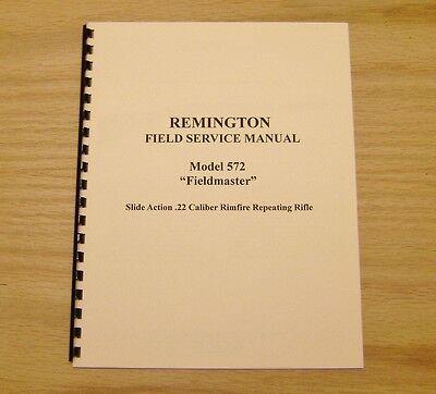 Обучающий материал Remington Model 572 Field