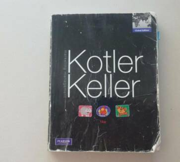 Pearson Kotler Keller Marketing Management 14th Global Edition