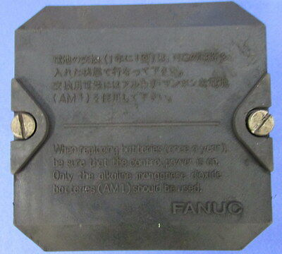 Fanuc Battery Packbox Holder