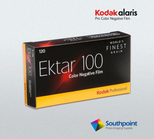 Kodak EKTAR 100/120 ProPack 5 Rolls CAT # 8314098 Free Shipping