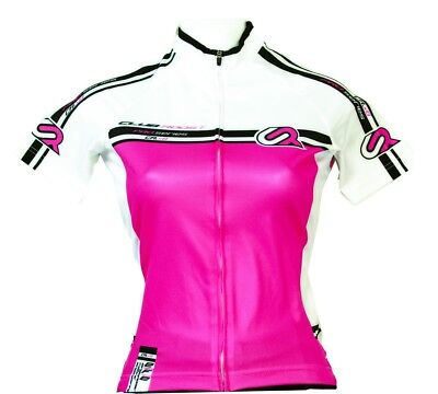 Lady Pro Cycling Jersey - Rose - Short Sleeve