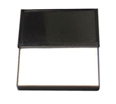4 Stamps Felt Ink Pad - DRY (No Ink) Rubber Stamp Felt Ink Pad Size #2 (6-1/4