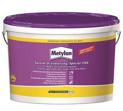 metylan direct vlies tapeten kleister 200 g tapetenkleister von henkel neuware ebay. Black Bedroom Furniture Sets. Home Design Ideas