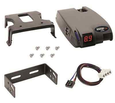 95-09 DODGE RAM 1500 2500 3500 DRAWTITE TRAILER BRAKE CONTROL + WIRING + BRACKET