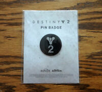 41a098dfc New Destiny 2 Promo EGX Collectible Pin Badge - Rare Promotional Event  Exclusive Pin