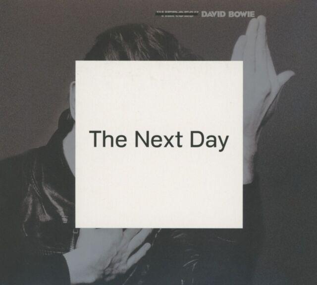 DAVID BOWIE - THE NEXT DAY 2 X VINYL ALBUM SET (2013)
