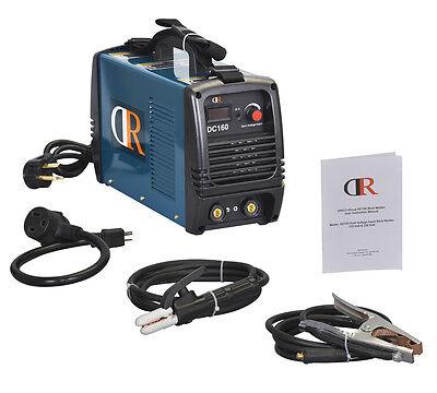S160-dr 160 Amp Stickarcmma Dc Inverter Welder 115230v Dual Voltage Welding