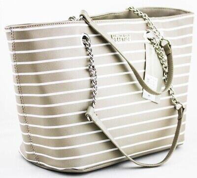 women s handbag beige white purse bag