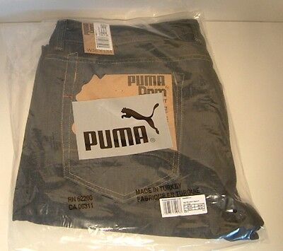 "PUMA MADE FOR RENAULT FORMULA 1 W28""xL32""DNM JEANS REGULAR FIT EXCELLENT QUALITY"