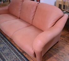 Pegar 3-seater  Leather Sofa Willetton Canning Area Preview