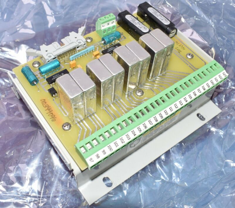 NEW, Woodward 505, 5500159D, PCB Module, Relay Board
