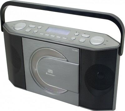 Soundmaster RCD1770AN DAB+/FM Digital Radio with CD/MP3 Player for sale  Shipping to Ireland