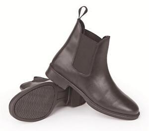 Shires-Wessex-Leather-Jodhpur-Short-Boot-Sizes-Euro-28-46-Black-Brown-Jodphur