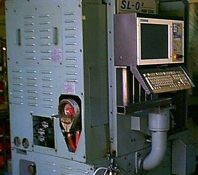 Mori Seiki Sl-0 Centroid Cnc Control