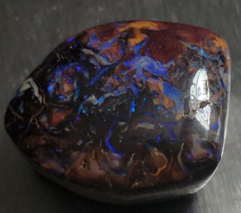 23ct Polished Australian Boulder Opal
