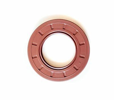 Eai Viton Metric Oil Shaft Seal 52x75x10mmdust Grease Tc Double Lip W Spring