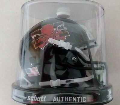 The Longest Yard Mean Machine Football Movie Authentic Mini Helmet Adam Sandler