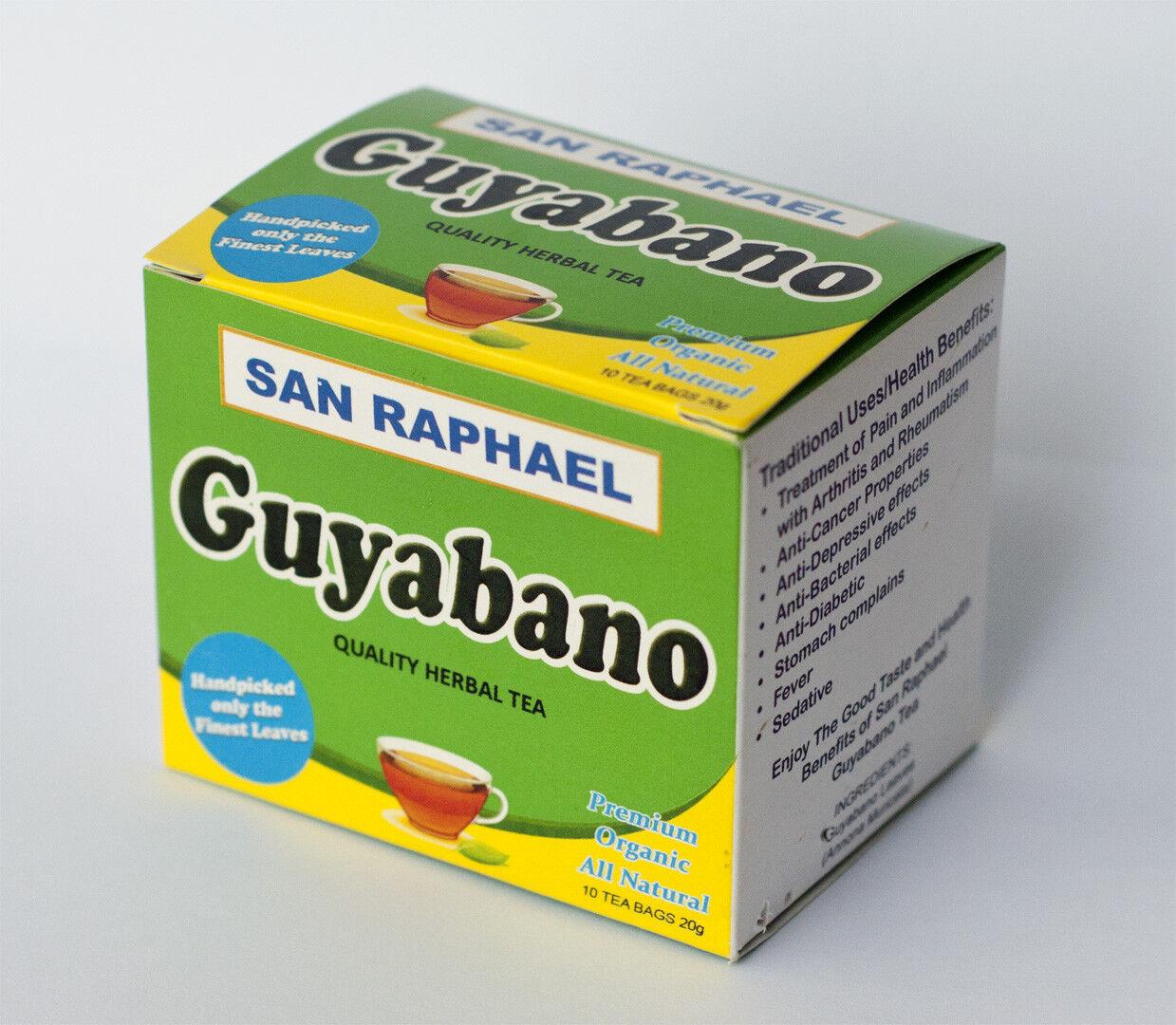 Soursop Graviola Guanabana Corossol Organisch Tee