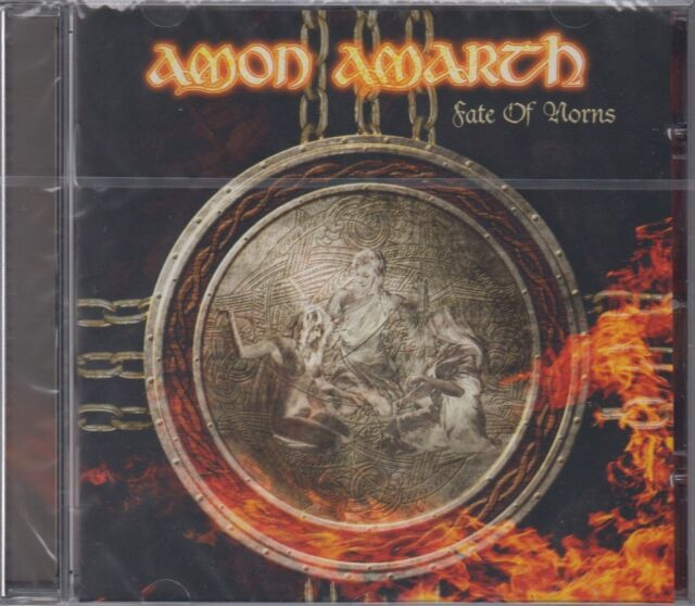 AMON AMARTH - Fate Of Norns (CD) Melodic Death Metal