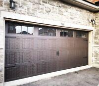 CARRIAGE GARAGE DOORS......... $1300