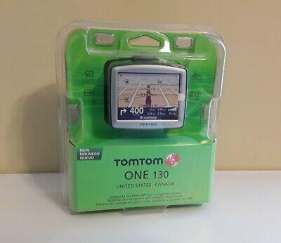NIB TOMTOM One 130 GPS, United States and Canada