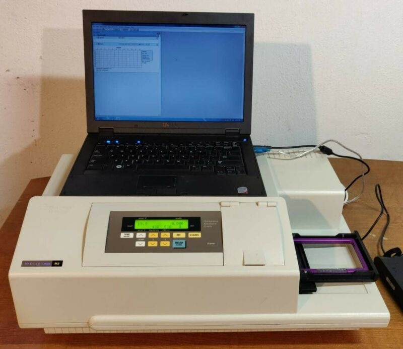 Molecular Devices SPECTRAmax M2 Multimode Microplate Reader