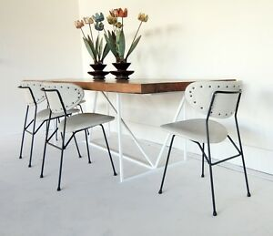 Custom Industrial Tables, Dining Chairs, Stools & Furniture Cafe Spotswood Hobsons Bay Area Preview