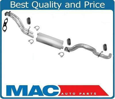 Fits 1999-2000 Cadillac Escalade 5.7 Front Pipe Muffler Tail Pipe Exhaust System (2000 Cadillac Escalade Exhaust)