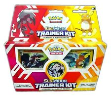 Pokemon TCG Sun & Moon Trainer Kit, Lycanroc & Alolan Raichu New