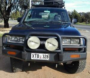 1994 Toyota LandCruiser Wagon Burton Salisbury Area Preview