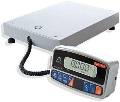 Torrey Sr 50100 Electronic Digital Shipping Scale Large Display Backlight 100lb