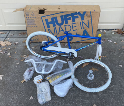 Vintage 1980's NOS HUFFY EXP 4000R BMX ORIGINAL BOX NEVER USED Survivor (1500 USD)